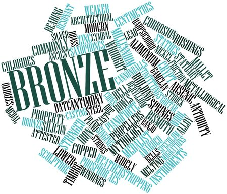 bronze bowl: Abstract word cloud for Bronze with related tags and terms