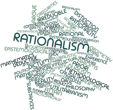 rationalism: Abstract word cloud for Rationalism with related tags and terms