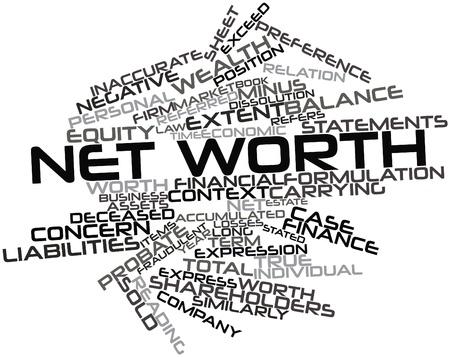 obligaciones: Nube palabra abstracta por un valor neto de etiquetas y t�rminos relacionados