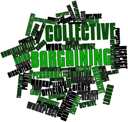 autonomia: Nube de palabras Resumen de la negociaci�n colectiva con las etiquetas y t�rminos relacionados