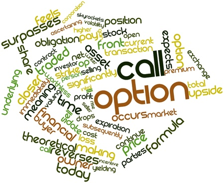 granting: Abstract word cloud for Call option with related tags and terms