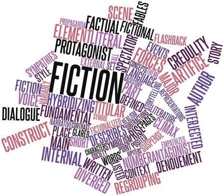 관련 태그와 조건에 소설에 대 한 추상적 인 단어 구름