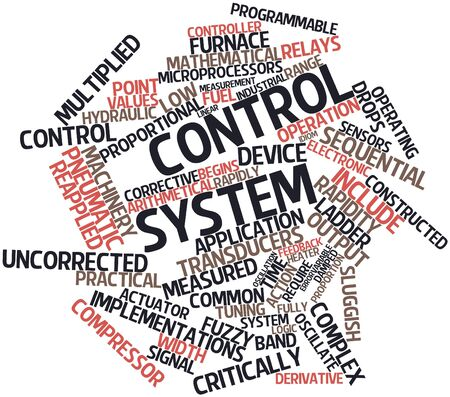 rapidity: Abstract word cloud for Control system with related tags and terms