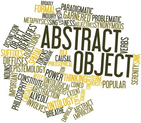 verbs: Abstract word cloud for Abstract object with related tags and terms
