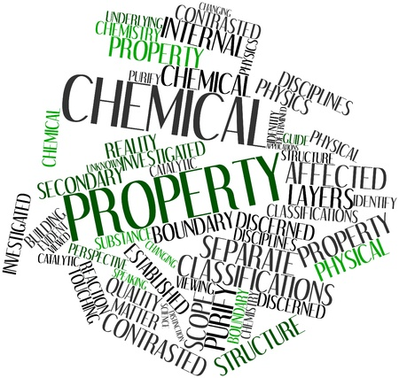 affected: Abstract word cloud for Chemical property with related tags and terms