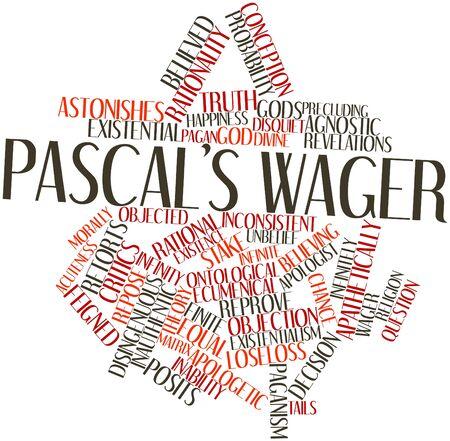 eingeschifft: Abstraktes Wort-Wolke f�r Pascal mit verwandten Tags und Begriffe Wager Lizenzfreie Bilder