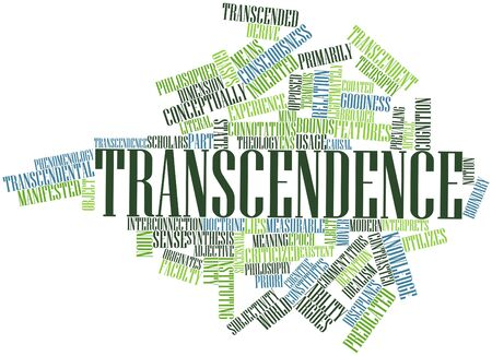 transcendence: Abstract word cloud for Transcendence with related tags and terms