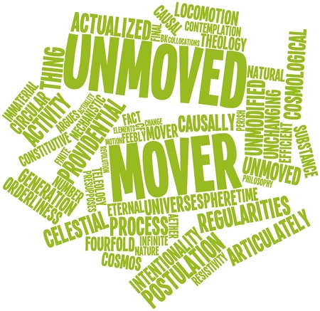 potentiality: Abstract word cloud for Unmoved mover with related tags and terms
