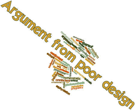 breech: Abstract word cloud for Argument from poor design with related tags and terms