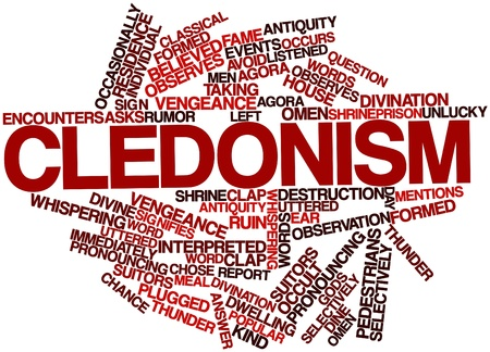 signifies: Abstract word cloud for Cledonism with related tags and terms