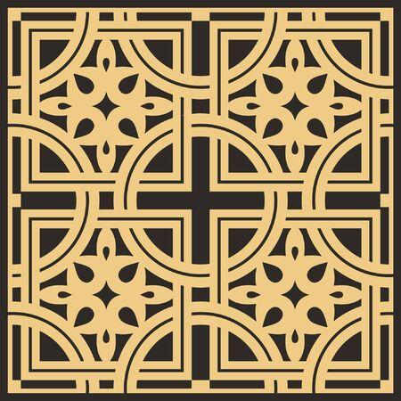 byzantine: Abstract vector background. Byzantine pattern