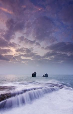 dramatic: Dramatic ocean