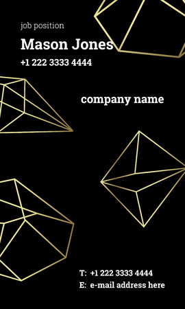Black and gold business card template us standard size 2x35 black and gold business card template us standard size 2x35 in with colourmoves