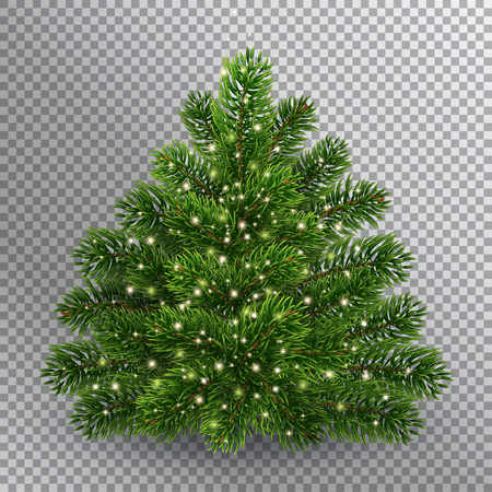 Christmas tree Stock Vector - 90523383