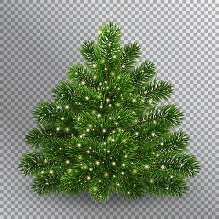 drzewko świąteczne Ilustracje wektorowe