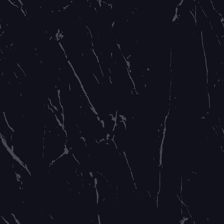 Black marble texture. Seamless pattern. Vector Abstract stone background. Texture for your design, postcard, invitation, fabric, card and others. Convenient to use, infinite in any direction.