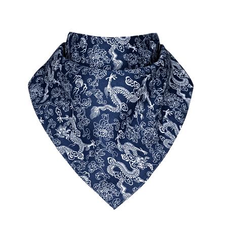 bandana, Pattern, on a isolated white background Stock Photo