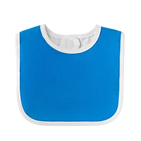 bib for babies and kids, isolated white background