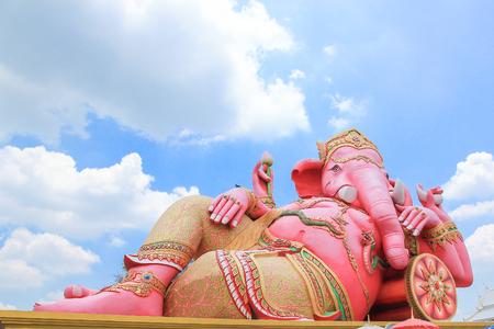 biggest: Biggest Ganesha Stock Photo