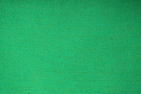 green fabric texture and background