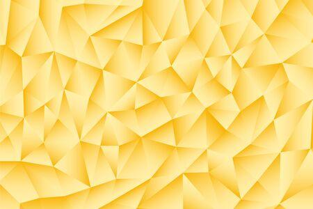 幾何学模様の三角形ポリゴン