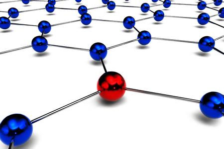 Conceptual diagram of network