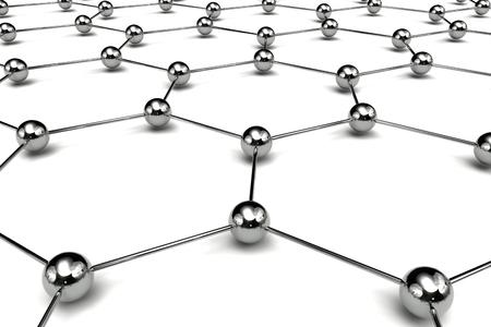 conceptual diagram of network 写真素材 - 104993893