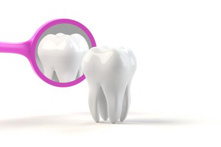 molar and mirror