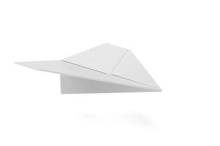 Paper airplane Reklamní fotografie - 132374855