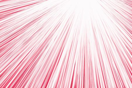 red radiation pattern background material Imagens