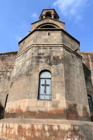 apostolic: The apostolic church in Echmiadzin, Republic of Armenia