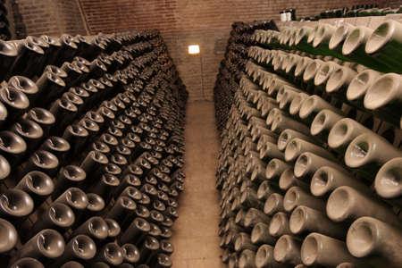 The old wine cellar in Tbilisi, Georgia