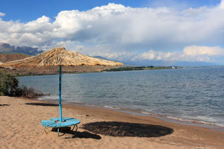 issyk kul: Lake Issyk Kul has a length of 182 kilometers (113 mi), a width of up to 60 kilometers (37 mi), and covers an area of 6,236 square kilometers (2,407.7 sq mi)