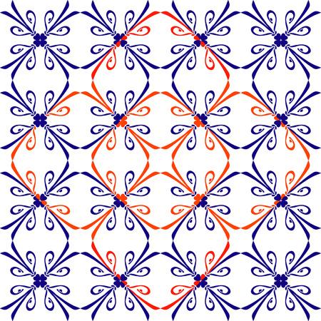 Original pattern  Illustration