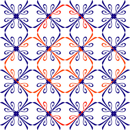 Original pattern  Illustration