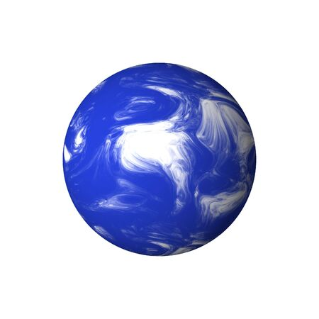 Figura geométrica de la esfera Foto de archivo - 3690691