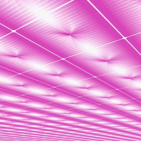 glass ceiling: The abstract image of pink glass. Ceiling. Stock Photo