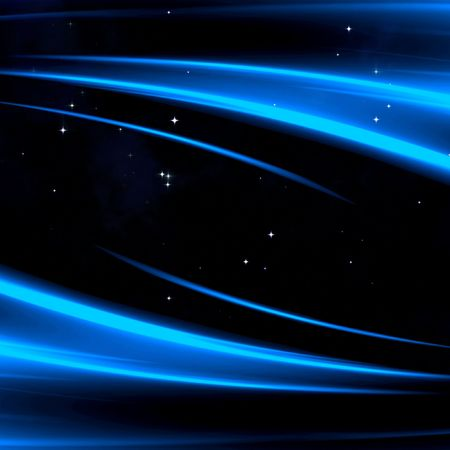 illustration of a fantastic galaxy.