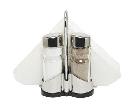 Salt & pepper shaker photo