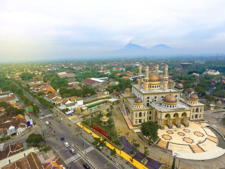 Al Aqsha Mosque in Klaten Indonesia