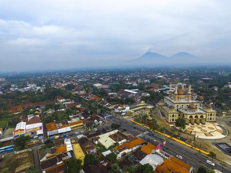 Al Aqsha Mosque in Klaten Indonesia Editorial
