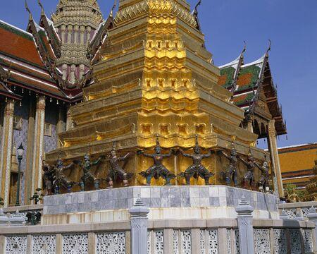 Wat Phra Keo Grand Palace Bangkok, Thailand LANG_EVOIMAGES