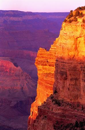 South Rim Grand Canyon National Park Arizona, USA LANG_EVOIMAGES