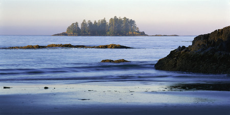 Beach and Water, Tofino, British Columbia, Canada