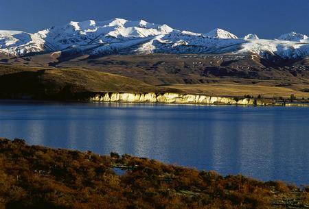 Lake Tekapo South Island, New Zealand
