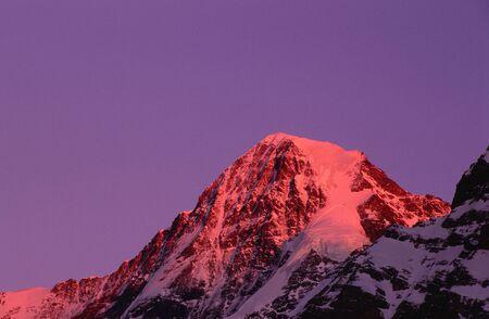 monch: Mount Monch, Switzerland LANG_EVOIMAGES