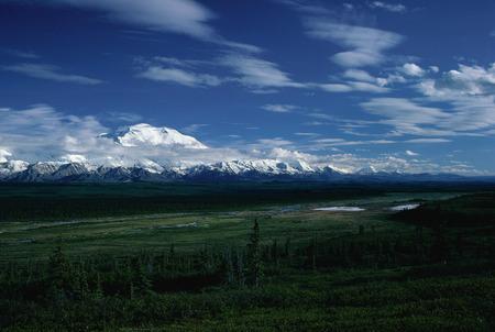 Mount McKinley, Alaska, USA
