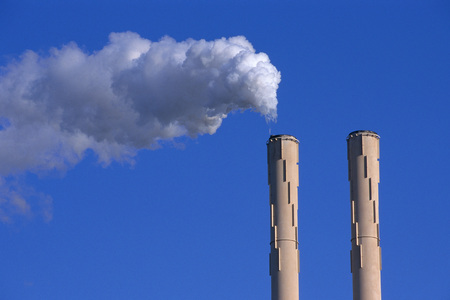 particulate: Smoke Stacks