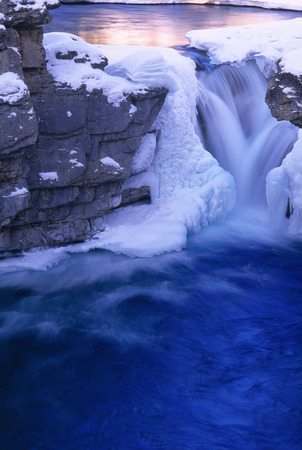 gloria: Elbow Falls, Kananaskis Country, Alberta, Canada