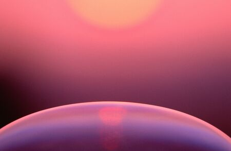 irridescent: Abstract Bubble